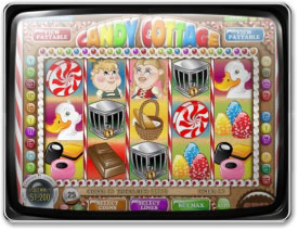 Candy Cottage Slots