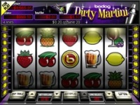 Play Dirty Martini Slots now!