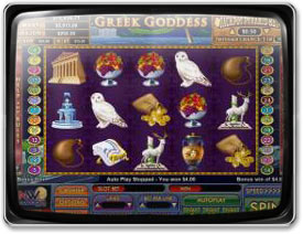 Greek Goddess Slots