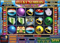 Lucky Number Slots