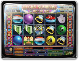 Lucky Numbers Slots