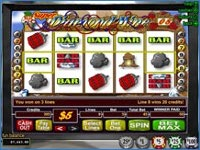 Play Super Diamond Mine Slots now!