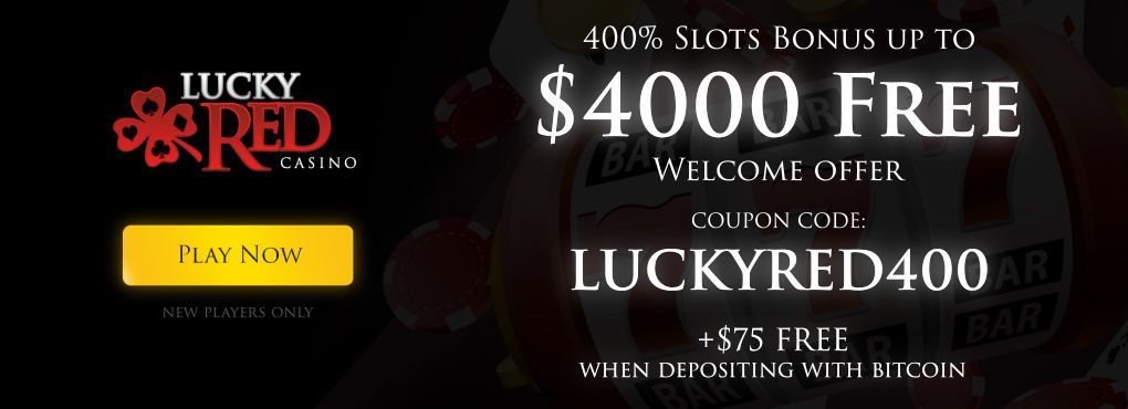 Lucky Red Casino No Deposit Bonus Codes