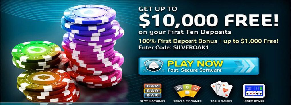 Silver Oak Casino Crazy Days Promotions