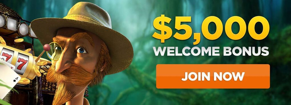 Go Wild Casino Hosts $80,000 Slot Tournament Specials