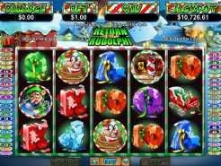Return of the Rudolph Slots