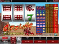 Sizzling Scorpions Slots