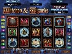 Witches and Wizards Slots