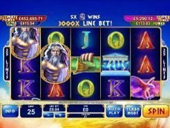 Age of the Gods: King of Olympus Slots