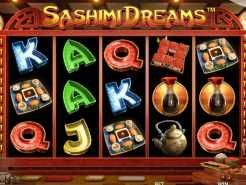 Sashimi Dreams Slots