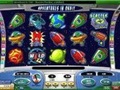 Adventures in Orbit Slots